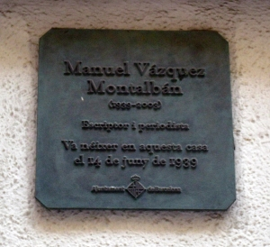 008_Aquí_va_néixer_Manuel_Vázquez_Montalbán,_c._Botella